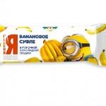Батончик с банановым суфле (30 гр.)