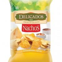 Кукурузные чипсы  со вкусом сыра (75 гр.)