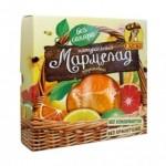 Мармелад без сахара со вкусом фруктов (300 гр.)