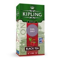 """Чай черн.""""Kipling earl grey"""""""