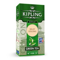 "Чай зелен.""Kipling milk oolong"""