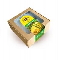 Зефир с кусочками кукурузы (200 гр.)