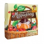 Мармелад без сахара со вкусом лесных ягод (300 гр.)