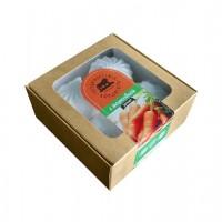 Зефир с кусочками моркови (200 гр.)
