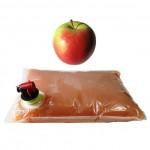 Натуральный яблочный сок прямого отжима (3 л,пакет)