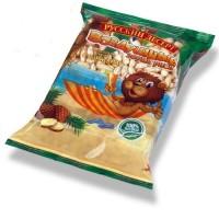 Воздушный рис в сахарном сиропе с цукатами (30гр.)