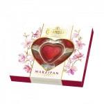 Сердечки из марципана (50 гр.)
