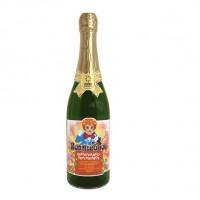 Шампанское детское со вкусом винограда и персика (0,75 л.)