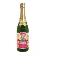 Шампанское детское со вкусом малины и барбариса (0,75 л.)